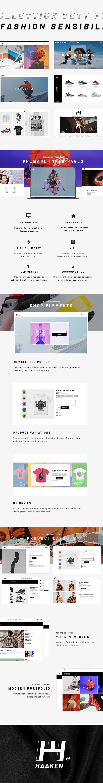 Haaken - Fashion Store Theme - 1